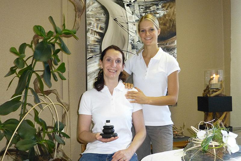 Luzia Good und Andrea Nauer